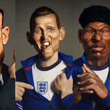 SPITTING IMAGE RETURN DATE CONFIRMED AS ENGLAND FOOTBALL TEAM GET PUPPETS