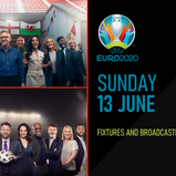 EURO 2020 TODAY: Sunday 13th June