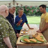 PREVIEW: Bake Off Episode 5 (Pictures)