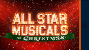CELEBRITY LINE-UP CONFIRMED FOR ALL STAR MUSICALS CHRISTMAS SPECIAL