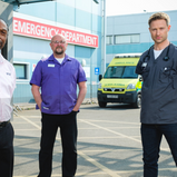 CASUALTY CELEBRATES 35th ANNIVERSARY WITH RETURNING CHARACTERS