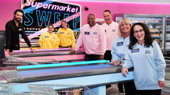 PREVIEW: Celebrity Supermarket Sweep