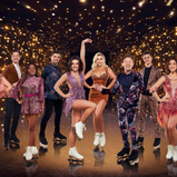 PICTURES: DANCING ON ICE CELEBRITIES
