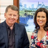BILL TURNBULL RETURNS TO GOOD MORNING BRITAIN AS GUEST PRESENTER