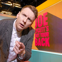 JOE LYCETT'S GOT YOUR BACK RENEWED FOR THIRD SERIES ON CHANNEL 4