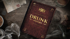 COMEDY CENTRAL REVIVE 'DRUNK HISTORY' AS DIGITAL SERIES