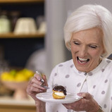 MARY BERRY RETURNS TO BBC TWO FOR NEW SERIES 'LOVE TO COOK'
