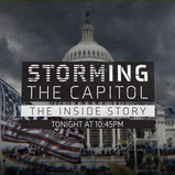 ITV NEWS RECALL THE US CAPITOL RIOTS IN SPECIAL PROGRAMME