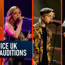 THE VOICE UK: BLIND AUDITIONS #7 (PICTURES)