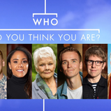 CELEBS FOR NEXT SERIES OF 'WHO DO YOU THINK YOU ARE?' REVEALED