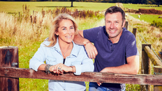 CHANNEL 4 RETURN TO SARAH BEENY'S NEW LIFE IN THE COUNTRY