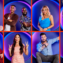 PICTURES: THE CELEBRITY CIRCLE, CHANNEL 4