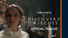 SKY LAUNCH TRAILER FOR A DISCOVERY OF WITCHES SERIES 3