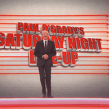 ITV COMMISSION CHRISTMAS SPECIAL OF PAUL O'GRADY'S SATURDAY NIGHT LINE-UP