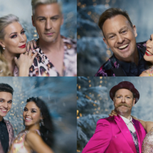 DANCING ON ICE: FIRST LOOK TRAILER AND START DATE CONFIRMED