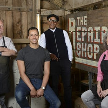 THE REPAIR SHOP RETURNS FOR NEW SERIES