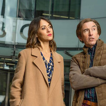 THIS TIME WITH ALAN PARTRIDGE TO RETURN FOR SECOND SERIES IN 2021