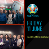 EURO 2020 TODAY: Friday 11th June