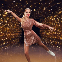 DENISE VAN OUTEN FORCED TO WITHDRAW FROM DANCING ON ICE