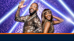 UGO MONYE ELIMINATED FROM STRICTLY COME DANCING