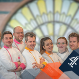 BAKE OFF THE PROFESSIONALS: MEET THE CHEFS (PICTURES)