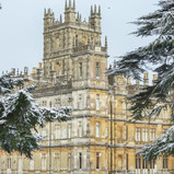 CHANNEL 4 GAIN ACCESS TO CASTLES AT CHRISTMAS