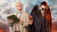 GOOD OMENS 'SET TO RETURN FOR SECOND SERIES'