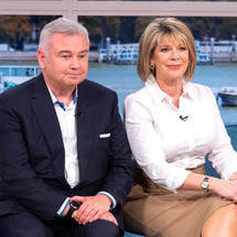 EAMONN & RUTH 'DROPPED FROM THIS MORNING'
