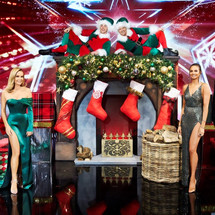 ACTS CONFIRMED FOR BRITAIN'S GOT TALENT CHRISTMAS SPECTACULAR