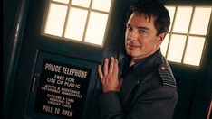 JOHN BARROWMAN RETURNS TO DOCTOR WHO AS CAPTAIN JACK