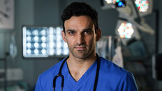DAVOOD GHADAMI JOINS THE CAST OF HOLBY CITY