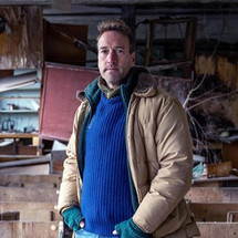 BEN FOGLE TO FRONT CHERNOBYL DOCUMENTARY FOR CHANNEL 5
