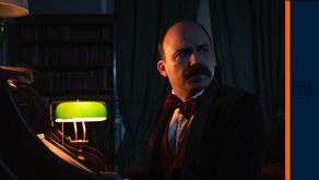FIRST LOOK: BBC TWO's CHRISTMAS GHOST STORY 'THE MEZZOTINT'