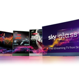 """SKY GLASS: """"THE ONLY TV WITH SKY INSIDE"""""""