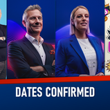 DATES CONFIRMED: 21-27 AUGUST 2021