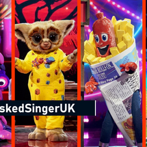 THE MASKED SINGER: WEEK FIVE SONGS AND PICTURES