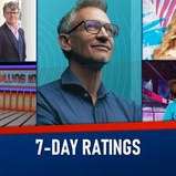 7-DAY RATINGS: 5-11 JULY 2021