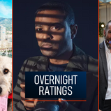OVERNIGHT RATINGS: TUESDAY 27 APRIL 2021