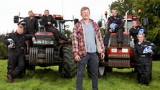 THE FAST AND THE FARMER(ISH): BBC THREE ANNOUNCE NEW COMPETITION SERIES