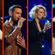 PICTURES: THE VOICE UK BATTLES ROUND 2