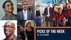 PICKS OF THE WEEK: 25th-31st October 2021