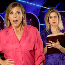 UKTV CONFIRM AIR DATE FOR MEL GIEDROYC: UNFORGIVABLE