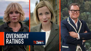 OVERNIGHT RATINGS: TUESDAY 23 FEBRUARY 2021