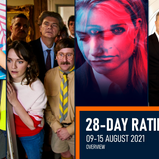 28 DAY RATINGS OVERVIEW | 09-15 August 2021