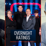 OVERNIGHT RATINGS: MONDAY 03 MAY 2021