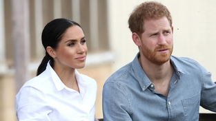 ITV 'EYE UP UK RIGHTS TO OPRAH'S HARRY AND MEGHAN INTERVIEW'