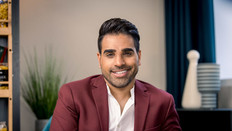 EXTREME FOOD PHOBICS: DR RANJ TO FRONT NEW UKTV SERIES