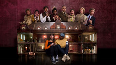 BBC COMEDY GHOSTS RENEWED FOR THIRD SERIES AND CHRISTMAS SPECIAL