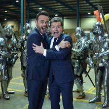 ITV TO REPLAY SATURDAY KNIGHT TAKEAWAY IN FULL DURING SPECIAL PROGRAMME