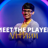 THE CIRCLE: INTERVIEW WITH VITHUN (MEET THE PLAYERS)
